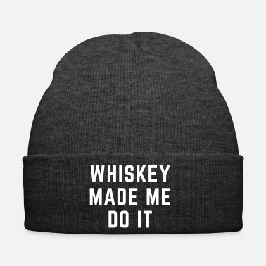Whiskey Whiskey Made Me Do It - Wintermuts