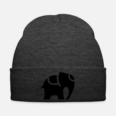 Africa Elephant, nature, animals, cute, India, Africa - Winter Hat