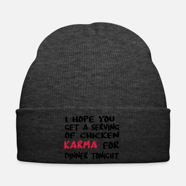 Jiujitsu chicken karma - Winter Hat