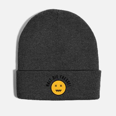 Zip zip your lips! - Winter Hat