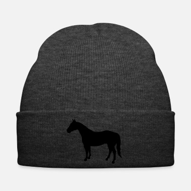 Dressage horse - Winter Hat