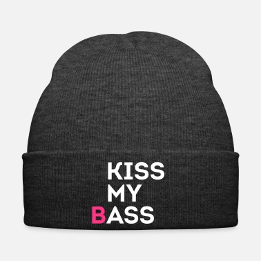 Bassista KISS MY (B) ASS - Cappellino invernale