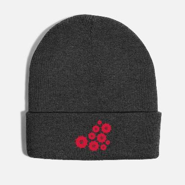 Solar Solar system clockwork gear beautiful art design - Winter Hat