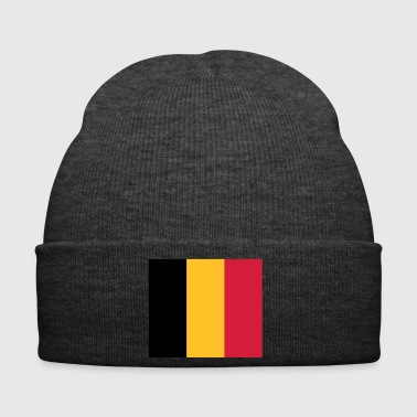 National Flag Of Belgium - Winter Hat