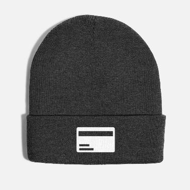 Cards Credit card - Winter Hat