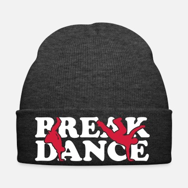 Break-dance Break Dance - Gorro de invierno
