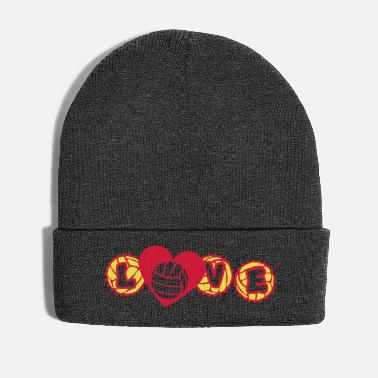 Capsule volley waterpolo love capsule heart hear - Winter Hat