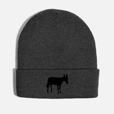 Donkey donkey animal - Winter Hat