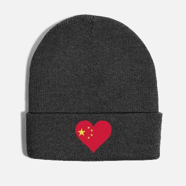 Beijing A Heart For China - Winter Hat