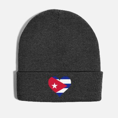 Havana A heart for Cuba - Winter Hat