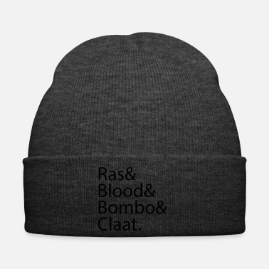 Bomba Ras Blood Bombo Claat - Gorro de invierno
