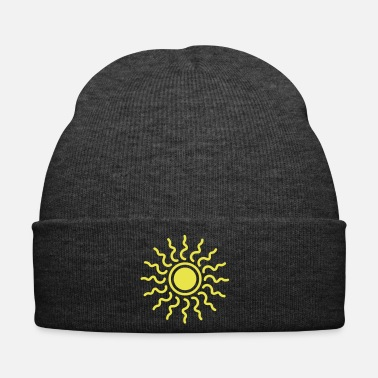California Radiant Sun Miss Sunshine Summer Stars Stars - Winter Hat