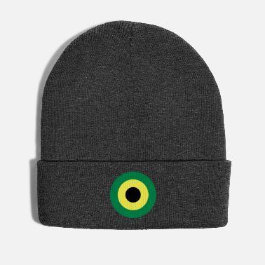 c108017d7055c Reggae Mod Target Jamaica Jamaik Reggae Ska Skinheadreggae - Winter Hat