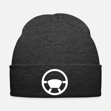 Wheel Steering wheel car - Winter Hat