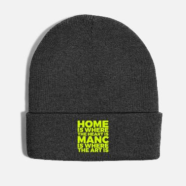 Manchester MANC is where the ART IS - Winter Hat