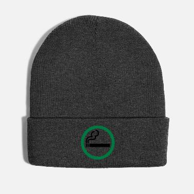 Allowed smoking allowed - Winter Hat