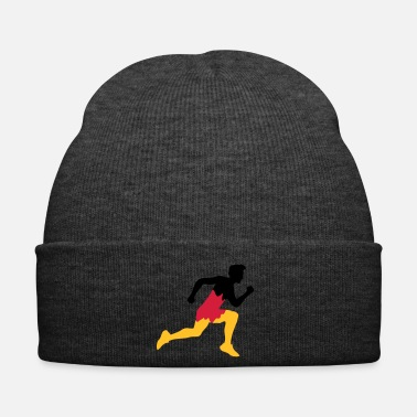 Gardien De But couleurs de course stuermer but shoot allemagne f - Bonnet d'hiver