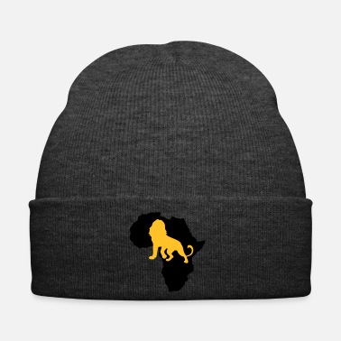 Africa Lion Africa Safari Kenya Serengeti Roots Reggae - Winter Hat