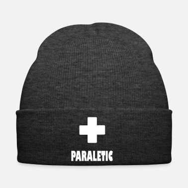 Teenager paraletic - Cappellino invernale