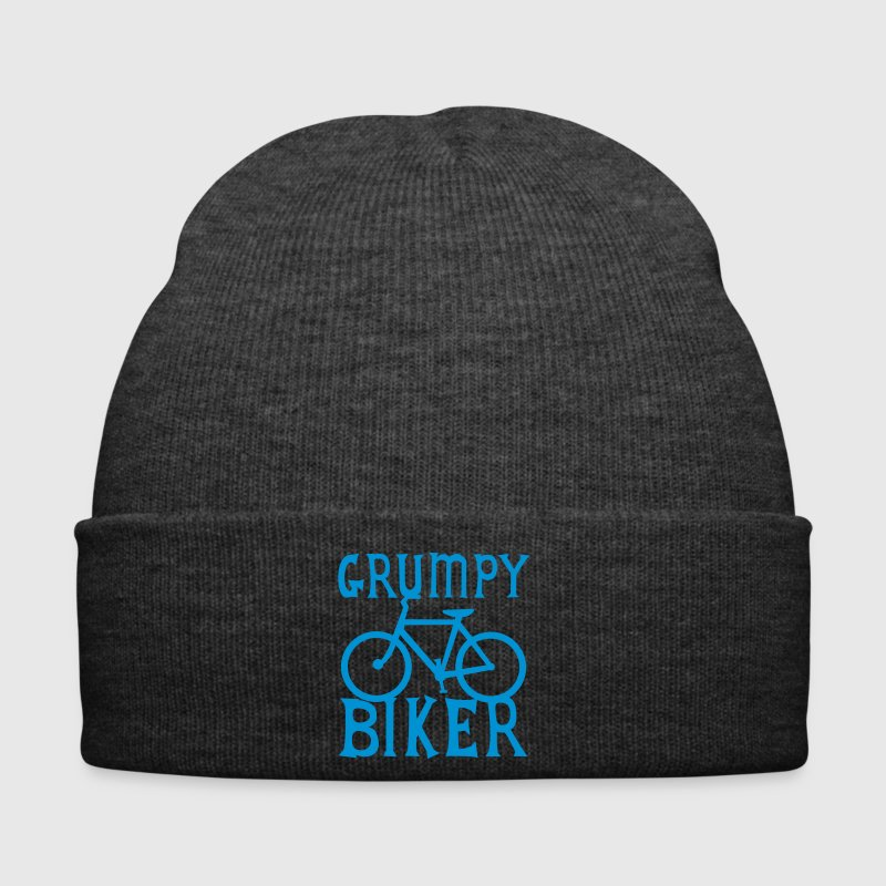 GRUMPY BIKER bicycle funny cycling - Winter Hat