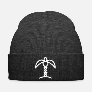 Palm Trees Palm tree palm coconut island holiday gift - Winter Hat