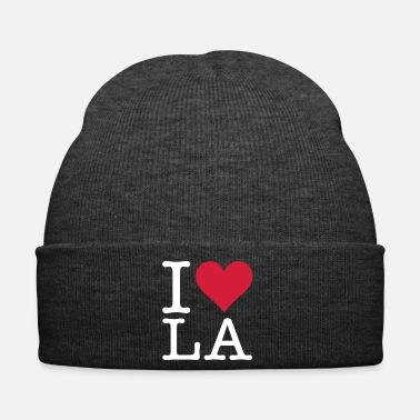 California I Love Los Angeles - Winter Hat