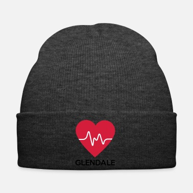 California heart Glendale - Winter Hat