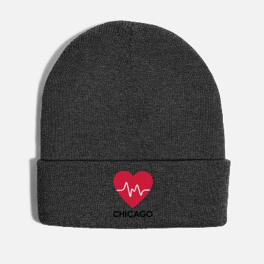 Chicago heart Chicago - Winter Hat