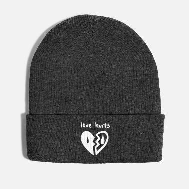 Love Love hurts. Heartache and partnership - Winter Hat