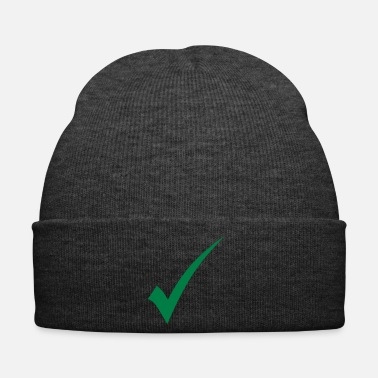 Crook Green hook check - Winter Hat