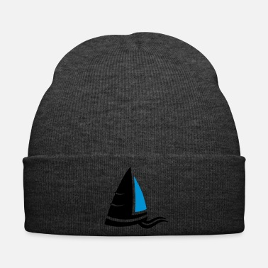 Online SeeAir Sailing ship logo coloré - Bonnet