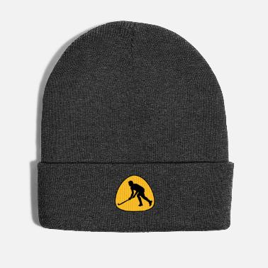 Logo Floorball logo - Winter Hat