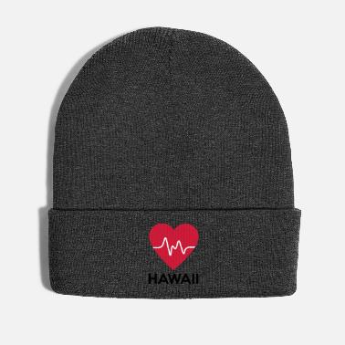 Hawaii heart Hawaii - Winter Hat