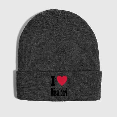 I love Düsseldorf - Winter Hat