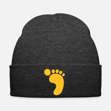 Big Big Footprint! - Winter Hat