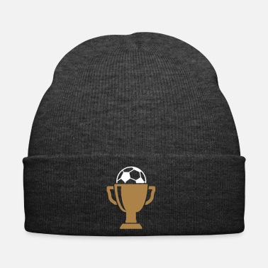 Winner Football Cup - Gift for Winners - Winter Hat