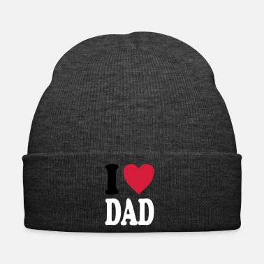 I love DAD - Winter Hat
