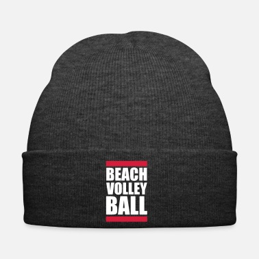 Volley volley-ball T-shirt - beach-volley shirt - Plage - Bonnet d'hiver