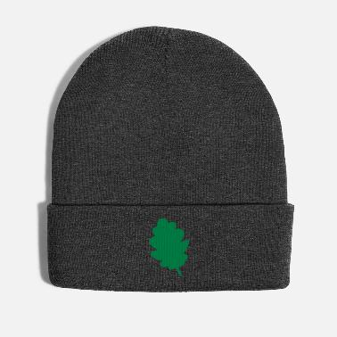 Tree Leaf oak - Winter Hat