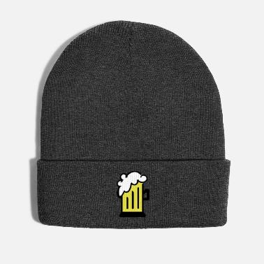 Illustration Beer illustration - Winter Hat