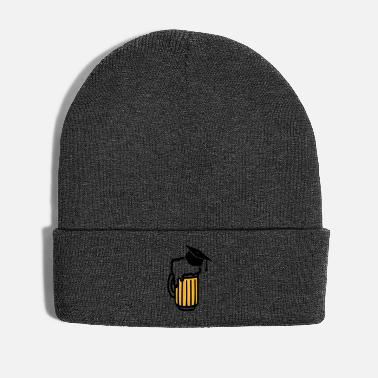 Diploma Mortarboard beer - Winter Hat