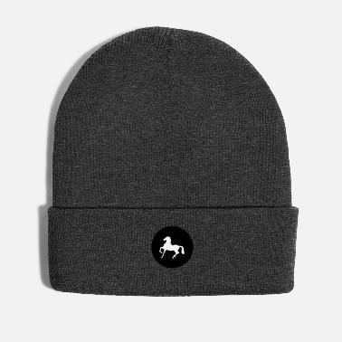 Horseman Horse motif - Winter Hat