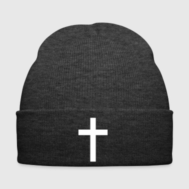 Cross Christianisme - Bonnet d'hiver