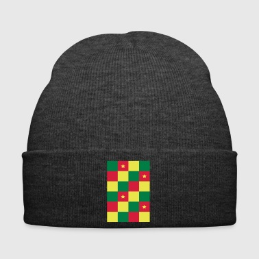 Check Cameroon Cameroun Cameroon - Winter Hat