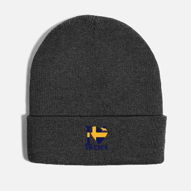 Sweden I love Sweden - Winter Hat