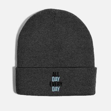 Day all day every day - Bonnet