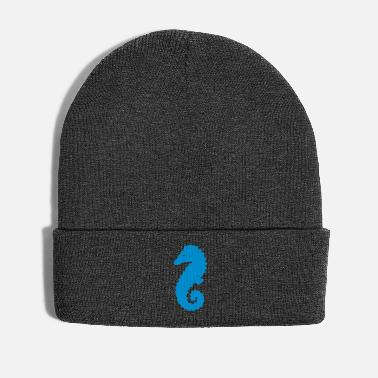 Under Water seahorse sea ocean - Winter Hat