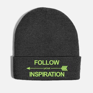 Inspiration Follow Your Inspiration - Bonnet