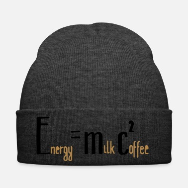 Cool Energy Milk Coffee - Bonnet d'hiver