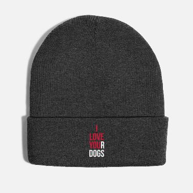Doggie School I Love your Dog - Winter Hat